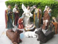 XM10885-1AS Nativity 11 Piece Set 39""