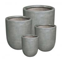 IP10071-74CM Round Planter 4 Size Set