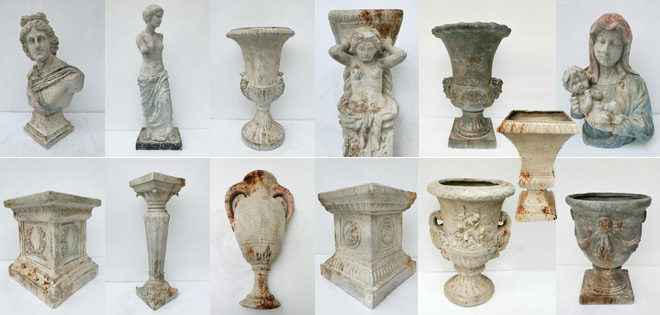 New Urns Planters - STYLE